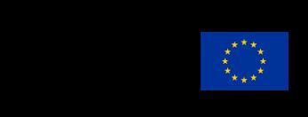 Logotyp Europejskiego Funduszu Rozwoju Regionalnego. Z lewej strony napis Unia Europejska Europejski Fundusz Rozwoju Regionalnego. Po prawej stronie flaga Unii Europejskiej: 12 żółtych gwiazdek tworzących okrąg na granatowym tle